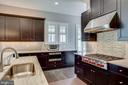 Professional grade appliances - 23039 WELBOURNE WALK CT, ASHBURN