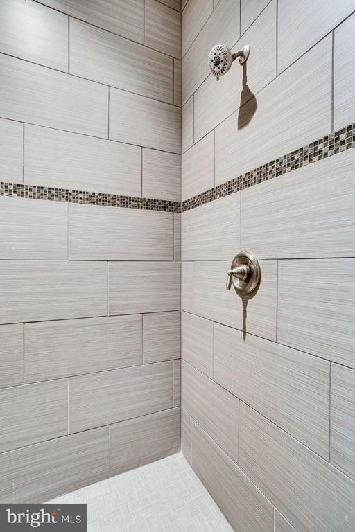 Master shower - 23039 WELBOURNE WALK CT, ASHBURN