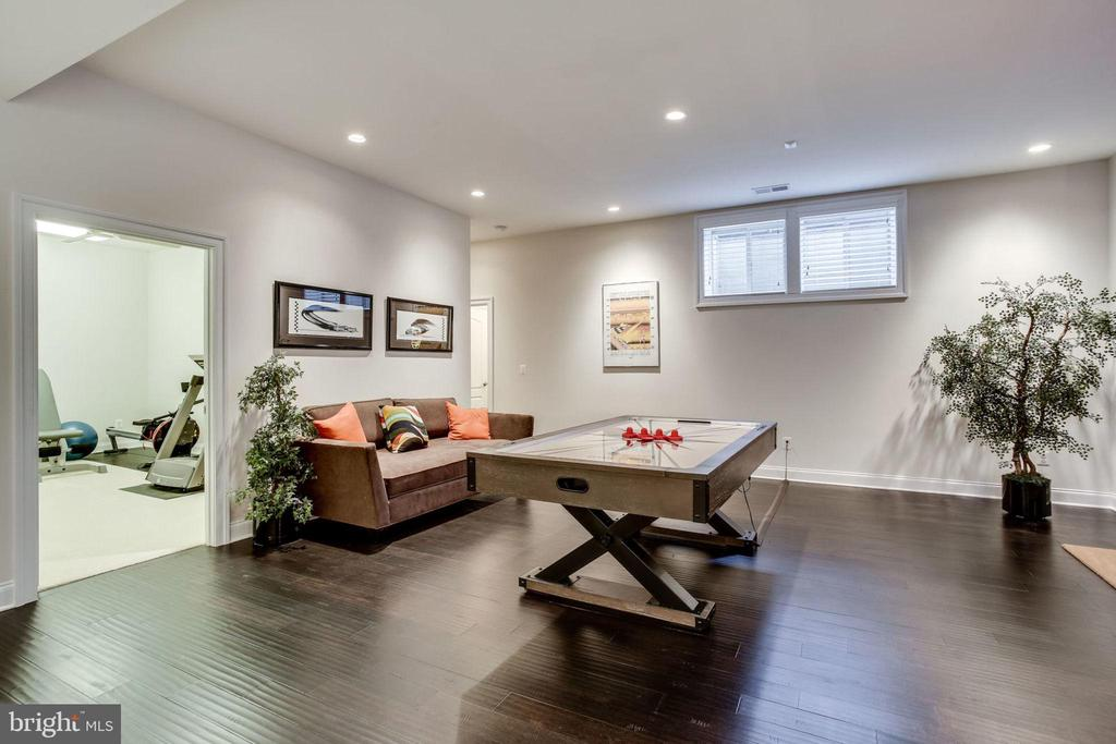 Additional gaming space - 23039 WELBOURNE WALK CT, ASHBURN