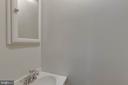 half bath - 8649 BRAXTED LN, MANASSAS