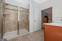 Spa Shower in Master Suite - 5944 DUVEL ST, IJAMSVILLE
