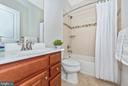 Full Bath on Main Level - 5944 DUVEL ST, IJAMSVILLE