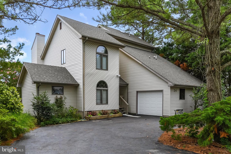 Single Family Homes pour l Vente à Ocean Pines, Maryland 21811 États-Unis