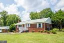 Appealing Front with Tree Line in the back - 5202 CEDAR RD, ALEXANDRIA