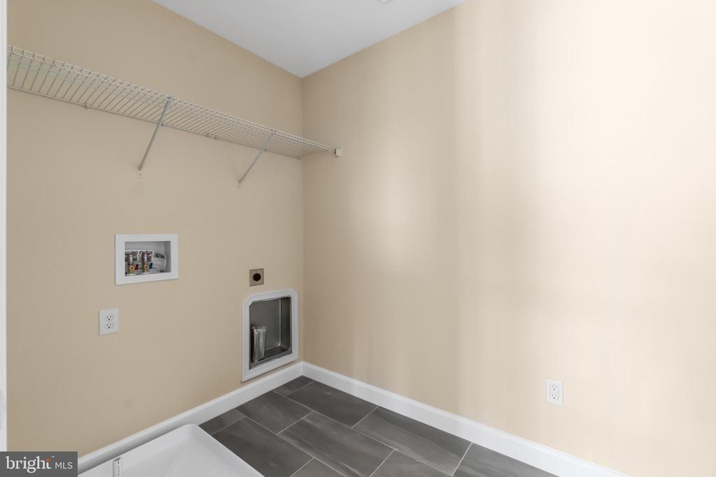Second Floor Laundry Room - 173 WHITE OAK ROAD, FREDERICKSBURG