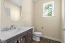 Half Bath / Powder Room - 173 WHITE OAK ROAD, FREDERICKSBURG