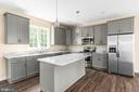 Kitchen with Stainless Steel appliances - 173 WHITE OAK ROAD, FREDERICKSBURG