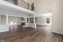 Two-story Family Room, Luxury Vinyl Floors - 173 WHITE OAK ROAD, FREDERICKSBURG