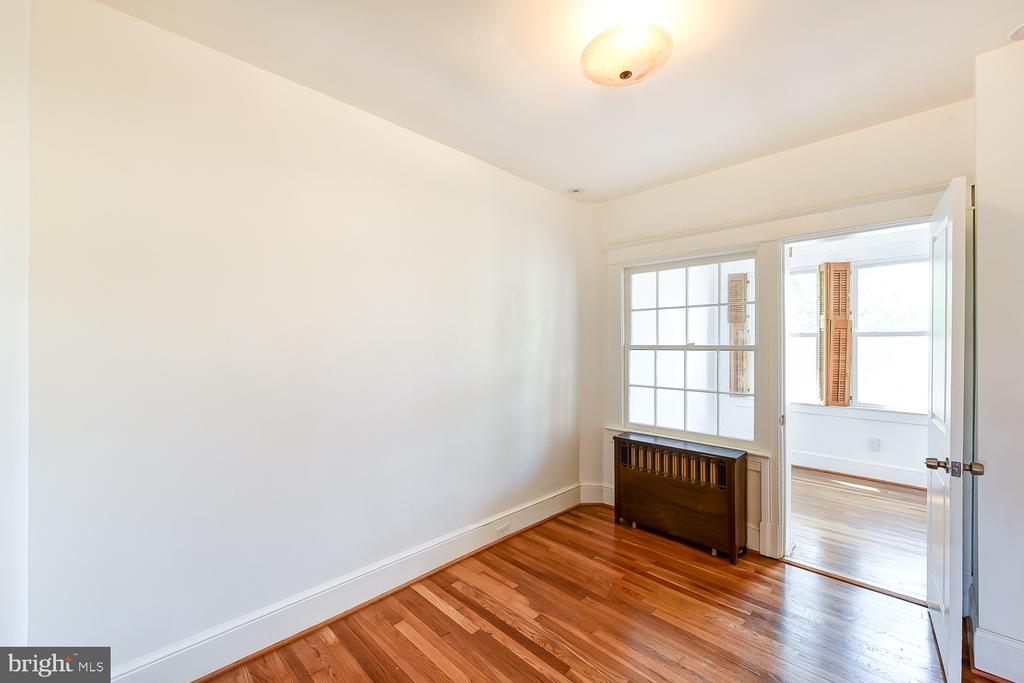 Second Bedroom - 1732 HOBART ST NW, WASHINGTON