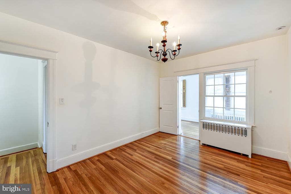 Third Bedroom - 1732 HOBART ST NW, WASHINGTON