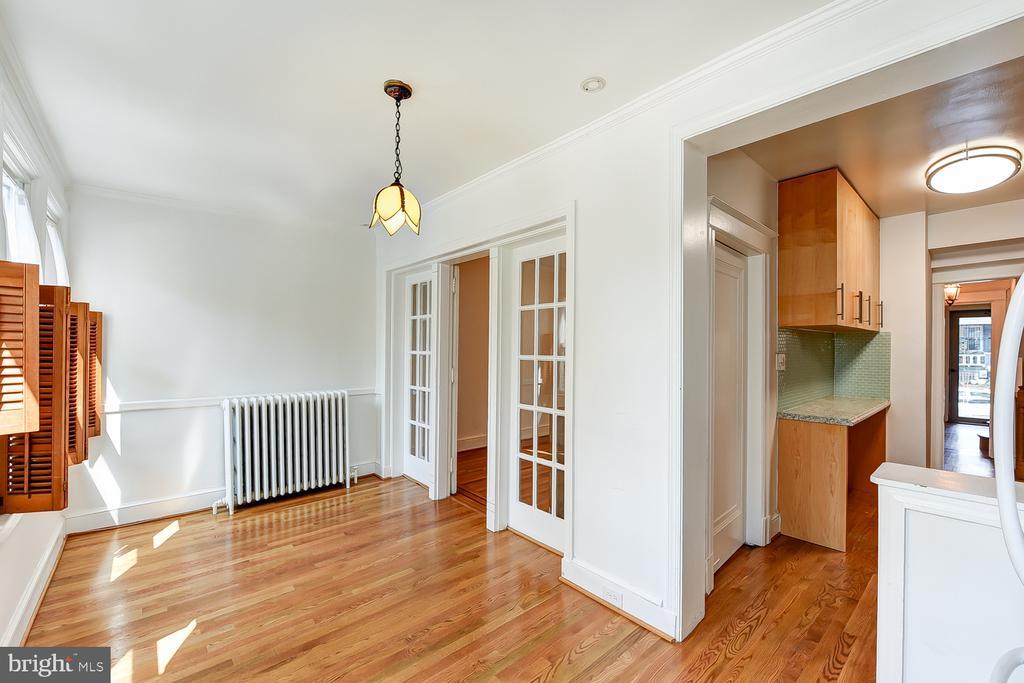 Dining Room - 1732 HOBART ST NW, WASHINGTON