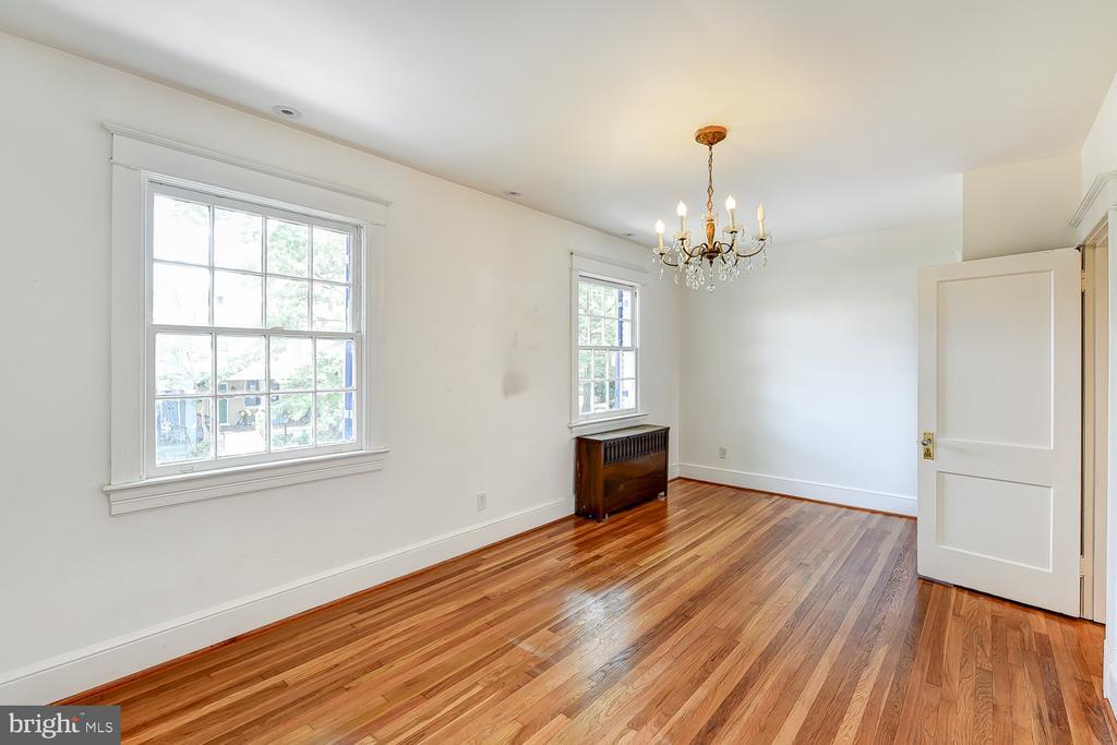 Master Bedroom - 1732 HOBART ST NW, WASHINGTON
