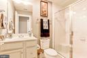 Basement full bathroom - 16684 DANRIDGE MANOR DR, WOODBRIDGE