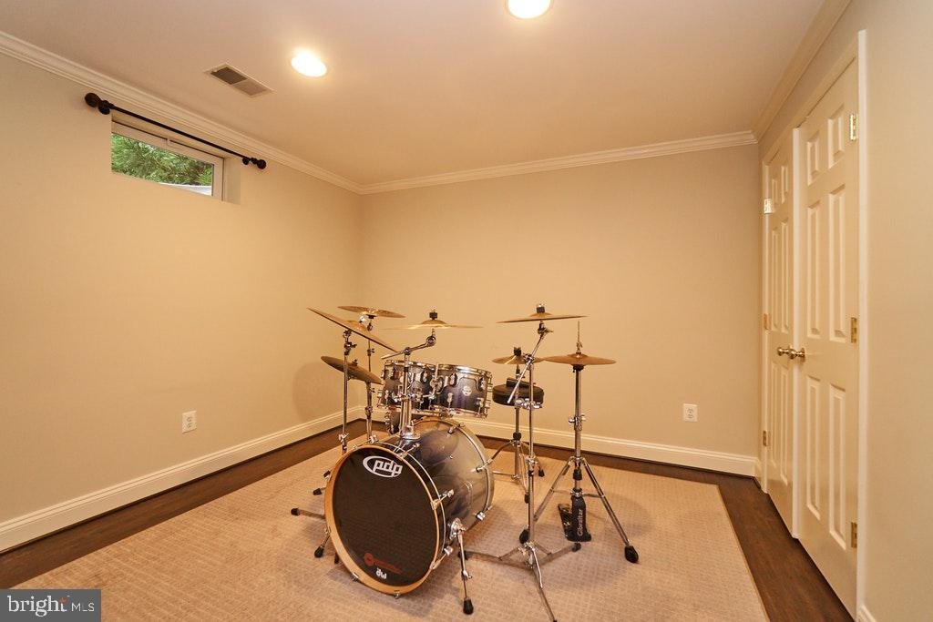 Music/workout room - 47208 MIDDLE BLUFF PL, STERLING
