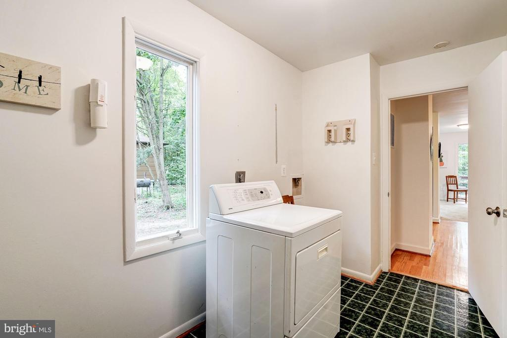 Laundry Room - 12387 COPENHAGEN CT, RESTON