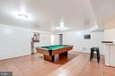Rec Room - 12387 COPENHAGEN CT, RESTON