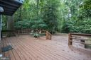 Deck - 12387 COPENHAGEN CT, RESTON