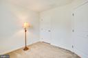 3rd bedroom on upper level - 4540 ALLIANCE WAY, FREDERICKSBURG