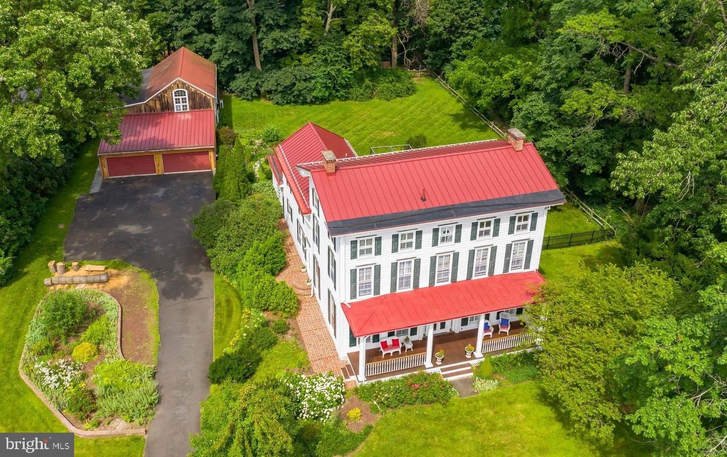 Single Family Homes for Sale at 96 N MAIN Street Yardley, Pennsylvania 19067 United States