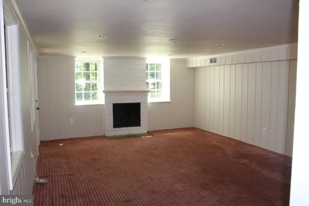 Family Room - 22156 POT HOUSE RD, MIDDLEBURG