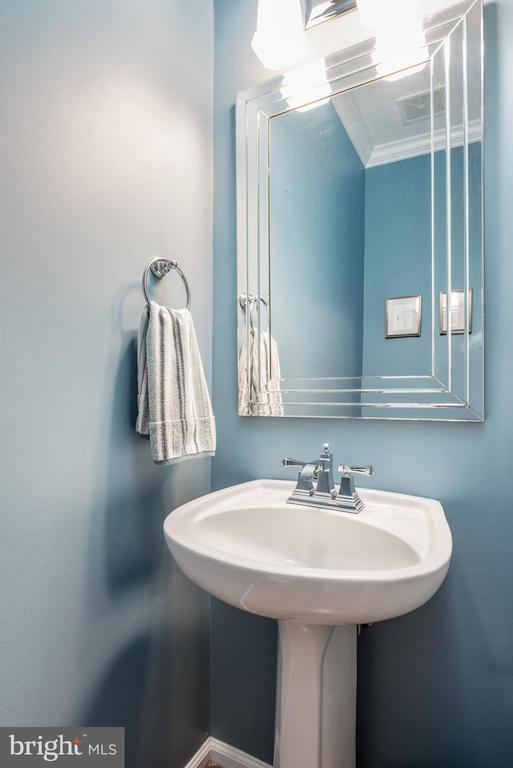 Powder Bath on main level - 43718 MIDDLEBROOK TER, ASHBURN