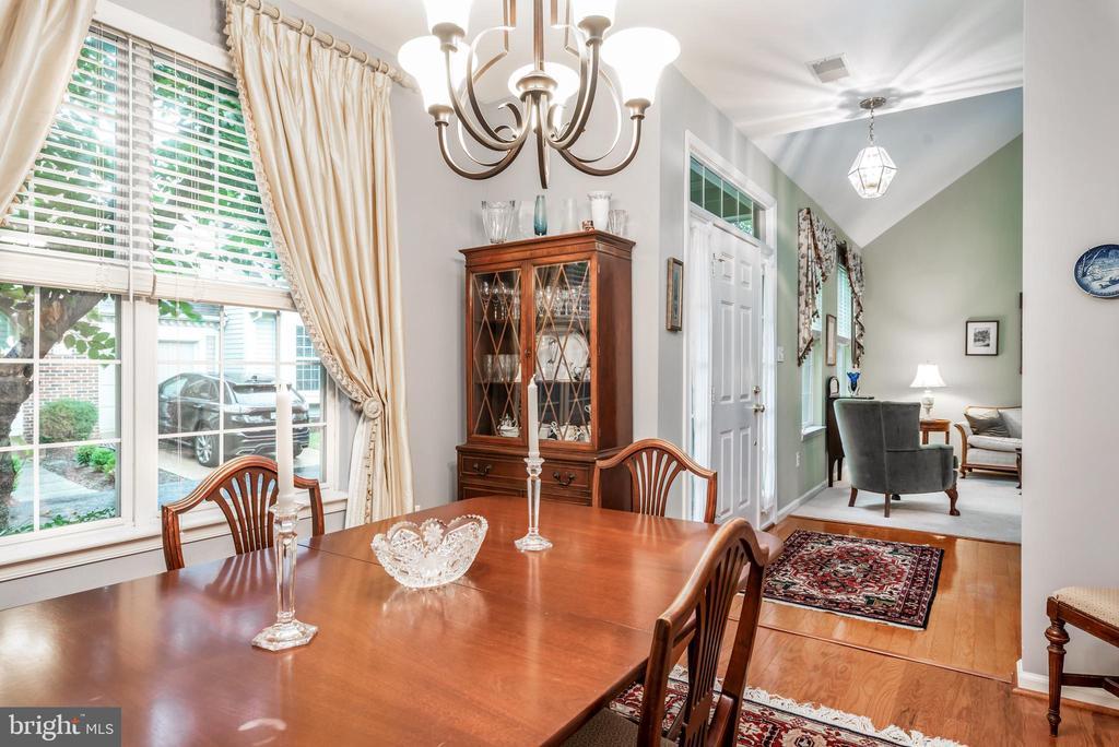 Formal Dining Room - 43718 MIDDLEBROOK TER, ASHBURN