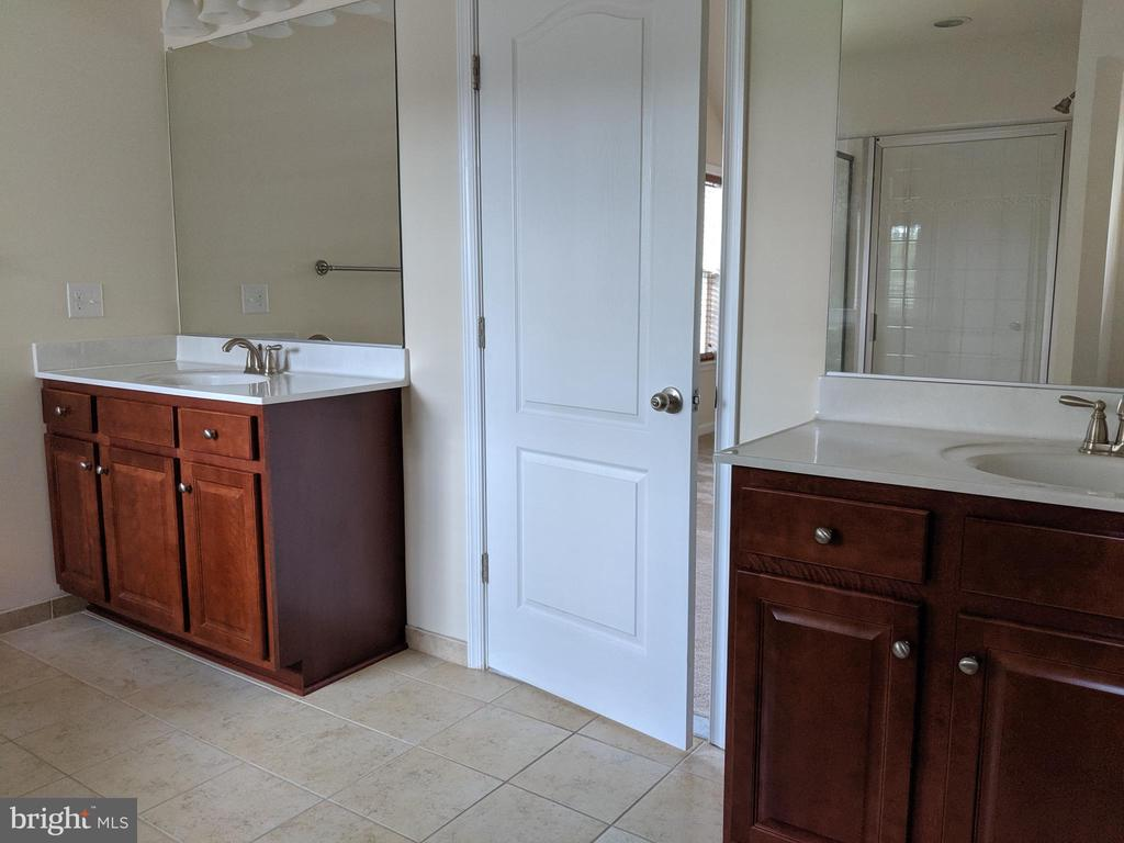 Masterbath His and Hers Sinks - 3985 WHIPS RUN DR, WOODBRIDGE