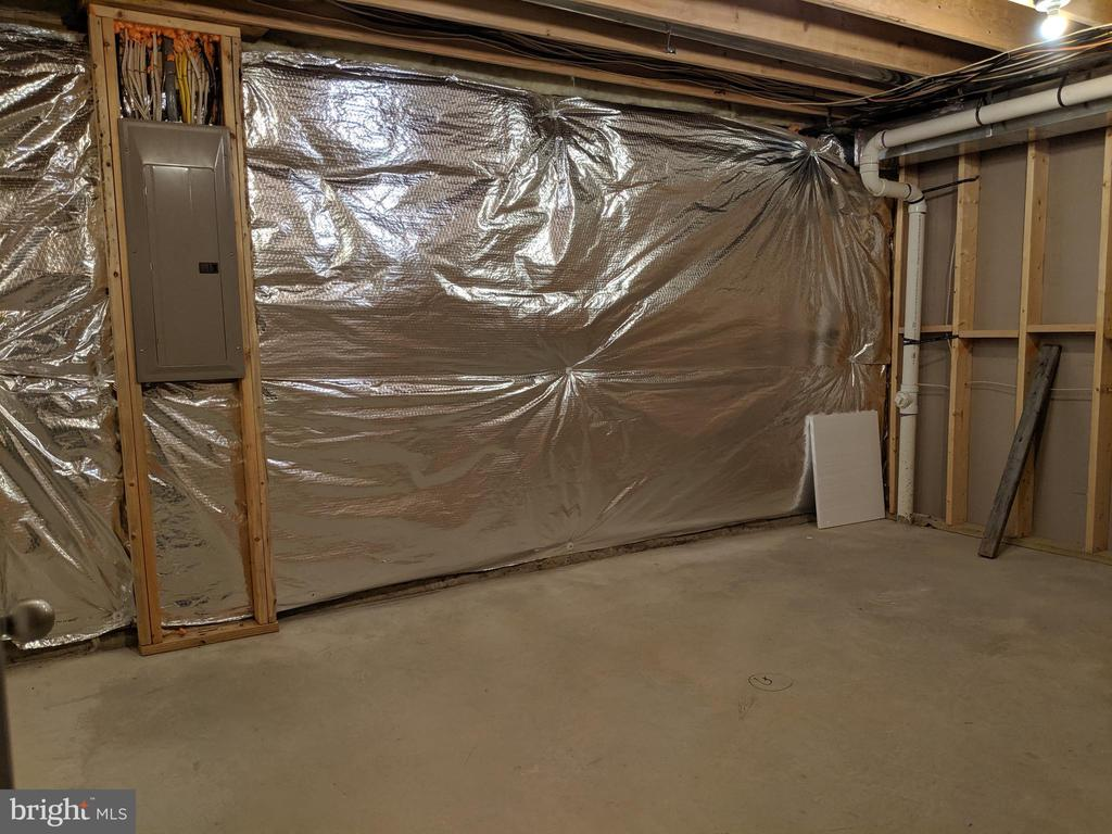 Storage Space in Basement - 3985 WHIPS RUN DR, WOODBRIDGE