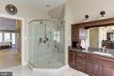 Walk in shower - 14608 CROSSWAY RD, ROCKVILLE