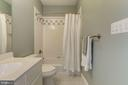 Main level full bath - 14608 CROSSWAY RD, ROCKVILLE