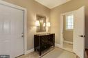 Mudroom - 14608 CROSSWAY RD, ROCKVILLE