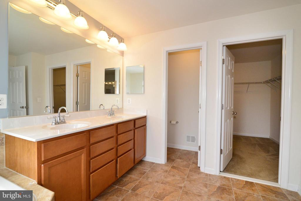 Master Bath - 16901 EVENING STAR DR, ROUND HILL