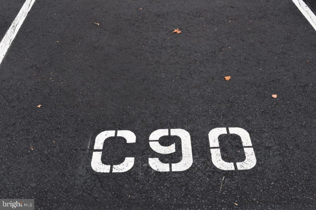 Parking spot # C90 - 14322 CLIMBING ROSE WAY #205, CENTREVILLE