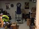Large storage room or finish it off for another BR - 16 LORD FAIRFAX DR, FREDERICKSBURG