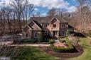 Four Sides Brick Home - 11203 GUNSTON RD, LORTON