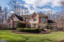 Beautiful Custom Built Brick Home - 11203 GUNSTON RD, LORTON