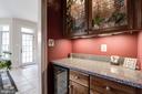 Bulter Pantry Off Formal Dining Room - 11203 GUNSTON RD, LORTON