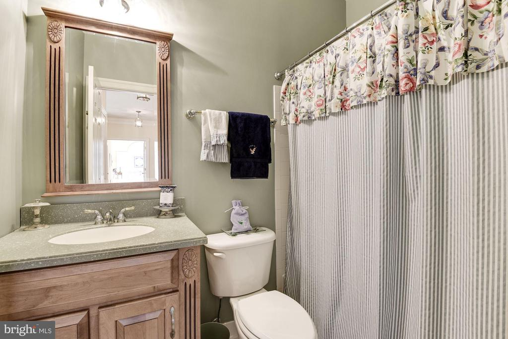 Third Full Bath - 11203 GUNSTON RD, LORTON