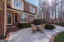 Three-Tiered Patio Perfect for Entertaining - 11203 GUNSTON RD, LORTON