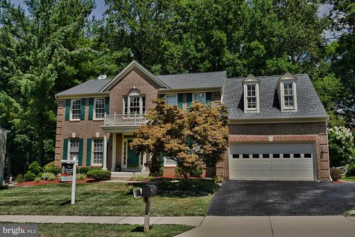 Property for sale at 8525 Oak Pointe Way, Fairfax Station,  Virginia 22039
