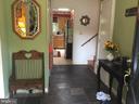Welcoming entrance foyer - 16 LORD FAIRFAX DR, FREDERICKSBURG