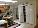 Large pantry in the ktichen - 16 LORD FAIRFAX DR, FREDERICKSBURG