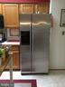 Side by side refrigerator - 16 LORD FAIRFAX DR, FREDERICKSBURG