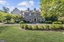 Extensive landscaping - 1353 WOODSIDE DR, MCLEAN
