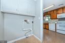 Was laundry space. Offers remodel possibilities. - 610 SCHLEY AVE, FREDERICK