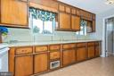 Lots of counter space. - 610 SCHLEY AVE, FREDERICK