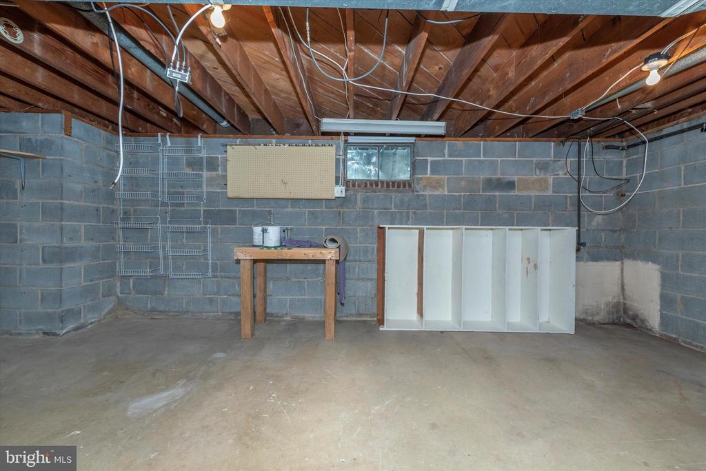 Loads of storage space. - 610 SCHLEY AVE, FREDERICK