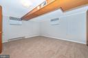 Lower Level Bonus Room - all newly carpeted. - 610 SCHLEY AVE, FREDERICK