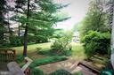 Backyard/deck - 8527 58TH AVE, BERWYN HEIGHTS