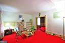 Living room - 8527 58TH AVE, BERWYN HEIGHTS